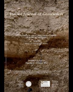IJG Vol. 131, n. 3 - October 2012