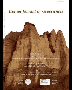 IJG Vol. 132, n. 3 - October 2013